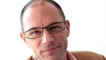Frédéric Huignard, cofondateur avec Isabelle Aprile et Johann Barbier de PMEx à Rennes
