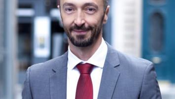 Yannick Scalzotto, sous-préfet chargé de la relance auprès des préfets du Finistère et des Côtes d'Armor