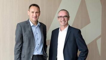 n, Olivier Auffray, Président, et Jean-Yves Carillet, Directeur général, sont revenus sur l'activité 2020 de  la Caisse régionale du CA d'Ille-et-Vilaine