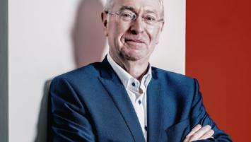 Patrick Le Provost est élu président du Crédit Mutuel de Bretagne.