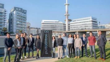 Purecontrol emploie aujourd'hui 16 personnes, mais prévoit de doubler son effectif actuel d'ici à fin 2022