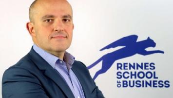Rennes School of Business annonce l'arrivée de José Maciel au sein de l'équipe dirigeante.