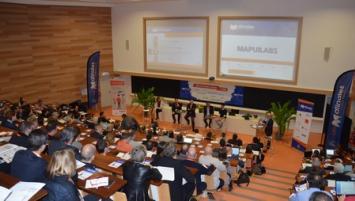 A l'occasion de la Matinale de Rennes Atalante organisé ce  jour à l'Université de Rennes 1, Mapui Labs a lis en avntsa plateforme d'échange de données interpharmacies hospitalières lancée en 2016