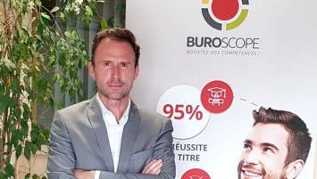 Stéphane Deschamps a repris Buroscope à Rennes en juillet 2017