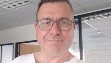 Gilbert Cabillic, fondateur de ScaleDynamics en 2018, à Rennes