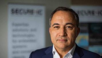 Hassan Triqui, co-fondateur et PDG de Secure-IC.