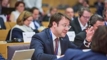 Loig Chesnais-Girard, Président de la Région Bretagne