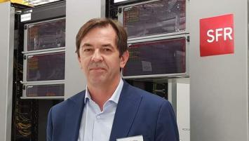 Franck Coudrieau, délégué régional Grand Ouest SFR