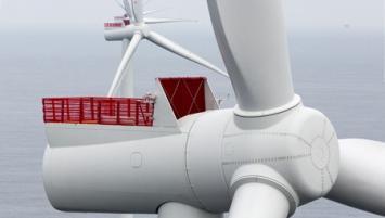 Siemens Gamesa Renewable Energy propose  désormais sa turbine D8 de 8MW à entraînement direct