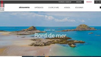 Le refonte du site Internet  a été confié à l'agence Raccourci Agency, basée à La Rochelle.