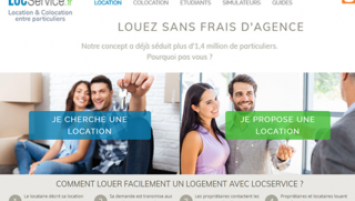 La plateforme nationale LocService.fr est basée à Vannes.