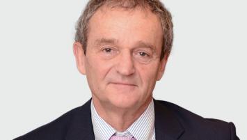 Franck Mazin, président du Directoire de Sodifrance, entreprise de services basée à Rennes