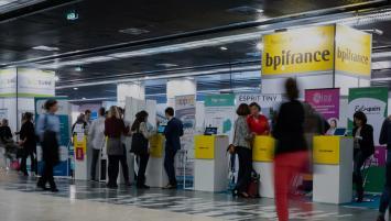 La startup morbihannaise Stratosfair, sélectionnée sur la pavillon Bpi France