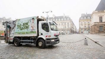 Équipé de capteurs, ce camion de collecte nouvelle génération proposé par Suez pourra mesurer la qualité de l'air ou encore générer une thermographie de la ville de Rennes