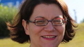 Alexandra Glais, Directrice du GE  Tisserent à Loudéac
