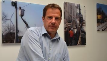Nicolas Vaudry, Président de la Fédération des TP des Côtes d'Armor