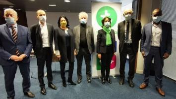 Conférence de presse Transavia à l'Aéroport Brest Bretagne