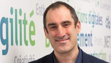 Stéphane Trémier, CEO de 6TM.