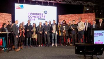 Trophées 2019 du commerce du pays de Rennes