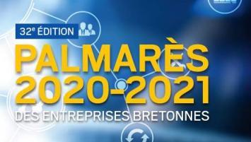 Le Palmarès des entreprises bretonnes - Edition 2020-2021