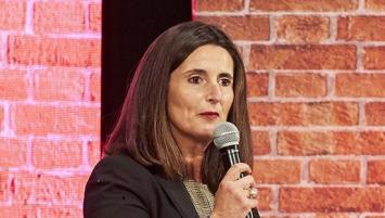 Véronique Carabin Schneider , Co présidente de l'Union du Commerce du Pays de  Rennes