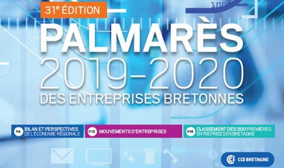 Palmarès 2019-2020 des entreprises bretonnes