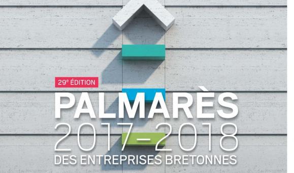 Palmarès 2017-2018 : la dynamique des entreprises bretonnes se confirme