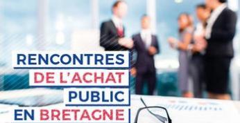 Participez aux 1ères rencontres de l'achat public de l'Etat en Bretagne, le   1er décembre 2017 à Rennes à partir de 13h30