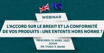 Brexit : Quid de la conformité de vos produits ?