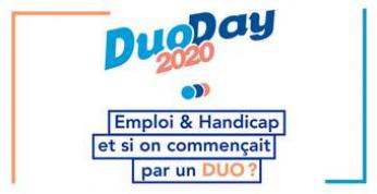 DuoDay : le 19 novembre, journée d'accueil d'une personne en situation de handicap en entreprise