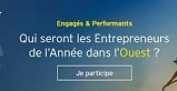 Le Prix de l'Entrepreneur de l'Année met à l'honneur depuis près de 30 ans ces femmes et ces hommes, créateurs de richesse et d'emplois en France Les entrepreneurs à la tête d'une entreprise alliant un modèle économique pérenne et une capacité démontrée à générer de la croissance peuvent faire partie de ce palmarès en soumettant leur dossier en ligne jusqu'au 15 mai 2021.  Le Prix de l'Entrepreneur de l'Année se tient sur l'ensemble du territoire français : Auvergne-Rhône-Alpes, Est, Ile-de-France, Nord de