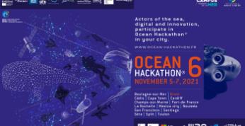 Innovation. Organisation du 6e Ocean Hackathon, du 5 au 7 novembre à Brest