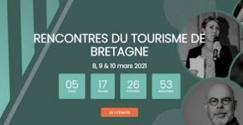 Rendez-vous pour la 5ème édition des Rencontres du Tourisme de Bretagne, les 8 , 9 et 10 mars