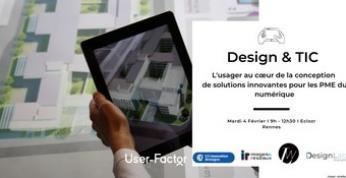 Design & Tic : Pourquoi, comment et quand intégrer le design dans un projet numérique ?