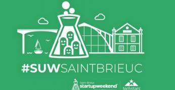 Startup Weekend du 29 au 31 mars à Saint-Brieuc : les inscriptions sont ouvertes