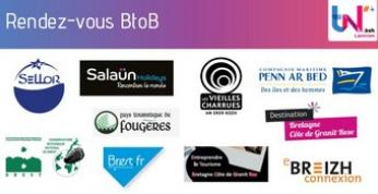 Inscrivez-vous dès maintenant aux rencontres B2B de Tourisme & Numérique, évènement régional qui aura lieu le 8 novembre à Lannion
