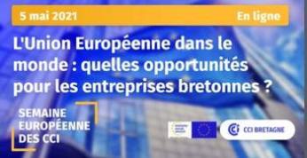L'UE dans le monde . Qulles opportunités pour les entreprises ?