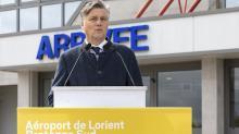 Pierre Montel, président de la CCI du Morbihan, lors de l'Appeldes56 n°2