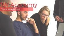 La 3W Academy forme au métier de développement & intégration web pour répondre à la pénurie de talents dans l'économie numérique.