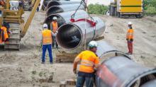 GRTgaz exploite, en bretagne,  1720 km de canalisations enterrées