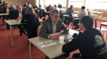 Rencontre entre membres des clusters Néopolia et IEF Aéro