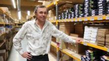 Didier Le Gars, fondateur d'Ecodis