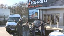 Sur les 46 magasins que compte actuellement Valéor, 34 sont ouverts sous l'enseigne Aäsgard