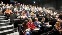 La convention annuelle du Comité régional Action Logement Bretagne qui s'est tenue jeudi 24 octobre à Rennes a réuni une centaine d'élus, de partenaires et d'entreprises autour de la question du logement et de l'attractivité des territoires.