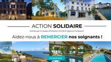 Des Box Voyages à prix réduits, 100% bretonnes et durables, à offrir au personnels soignants ou à ses salariés pour les remercier de leurs engagements durant cette crise :  c'est ce que propose l'agence Funbreizh et le réseau des 46 hôtels de charme et de caractère en Bretagne (HCCB) .
