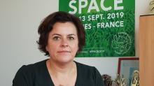 Originaire de Callac dans les Côtes-d'Armor, mère de deux enfants, Anne-Marie Quémener est à la tête du Salon international de l'élevage et des productions animales (Space), 2e salon mondial des professionnels de l'élevage.