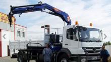 Kertrucks, la société de distribution et de réparation de poids lourds, créée par Patrick Ronsin et Jean-François Auger en 2006, poursuit un développement