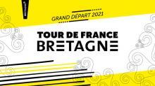 La Bretagne accueille le Grand Départ et les premières étapes du Tour de France 2021.