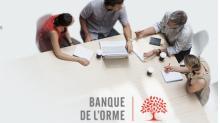 La Caisse d'Epargne Bretagne Pays de Loire lance la Banque de l'Orme sur son territoire.
