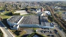BioArmor est installé à Plaintel sur l'ancien site d'Honeywell